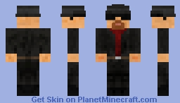 Heisenberg (Re-upload) Minecraft Skin