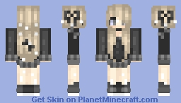I need inspiration. (New shading styles soon, I'm trying to branch out!) Minecraft Skin