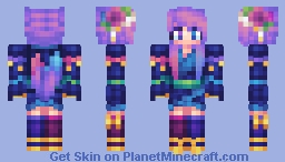 Mynx ~✦ Minecraft Skin