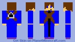 Tomiyuki (myoac) Minecraft Skin