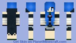 ☾Jellal Girl form☽ Minecraft Skin