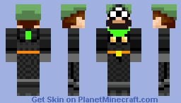 Mr. L Minecraft Skin