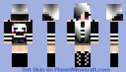 ♬Marionette Girl♬ Minecraft Skin