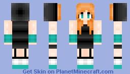 My Midna girl skin from Skindex Minecraft Skin