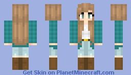 #RESHADE | Read desc! Minecraft Skin