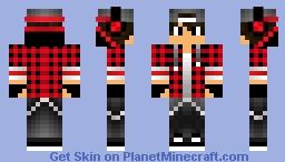 Rockstar Minecraft Skin