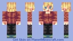 Oh Minecraft Skin