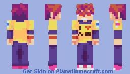 [  ] Minecraft Skin