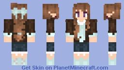 Summer Minecraft Skin