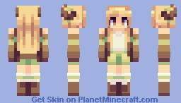 Tea Minecraft Skin
