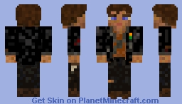 Bindon Blood Minecraft Skin