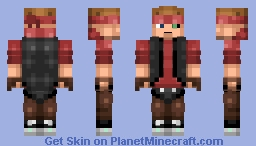 C4ptin3mar's request Minecraft Skin