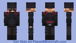 Marvel's Daredevil (3rd place) Minecraft Skin