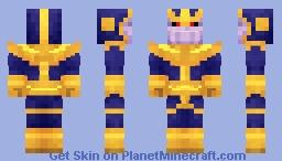 Thanos (Better in 3D) Minecraft