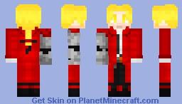 Edward Elric (Fullmetal Alchemist) - 1.8