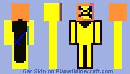Hero1 Minecraft Skin