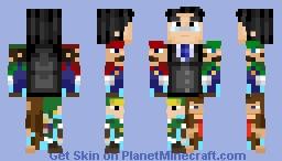 Satoru Iwata Minecraft Skin