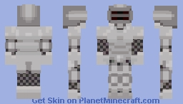 Heavy Armour Suit Minecraft Skin