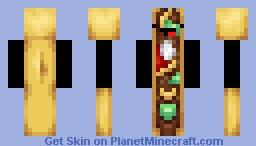 taco Minecraft Skin
