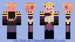 The Piglet King (Fable III) Minecraft Skin