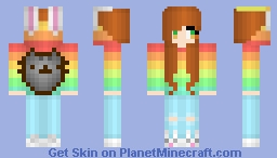 I need to stahp posting skins whale riding an airplane Minecraft Skin