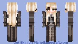 ☆ ᒪᙓIᗩ_ ☆ Elenwen Minecraft Skin