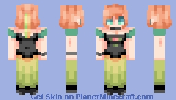 "☆ βενεℜℓγ ☆  ""You're not awkward, you're beautiful! Wait... what?"" Minecraft Skin"