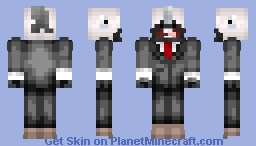 Mr. Unicorn Minecraft Skin