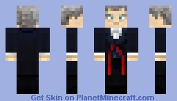 12th Doctor Minecraft Skin