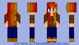 Hεsτiα Minecraft Skin