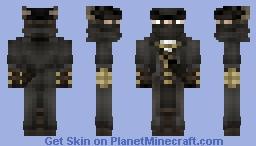 The Hunter ( BloodBorne ) -You decide who's next- Minecraft Skin