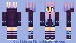 bunnie ♡ Minecraft Skin