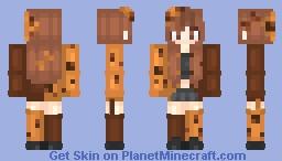 ♥ Cookie Girl ♥ Minecraft Skin
