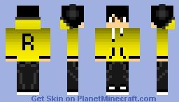 RainingGamer Minecraft Skin