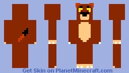 Lion King Uru ( Mufasa and Scar's Mom) Minecraft Skin