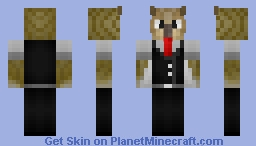 Hoodini Minecraft Skin