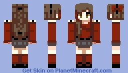 Average Teenage Girl Skin (POPREEL!!!)
