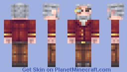 Lord Steampunk Minecraft
