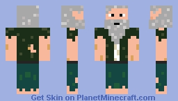 The Hobo Minecraft Skin
