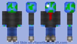 Mr. PMC Variants in Desc Minecraft