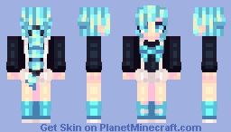 Braid Minecraft Skin
