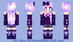 =ΊM= My New Persona, Diana Moon! Minecraft Skin