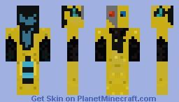 Skin for Sparki Wolf! Minecraft