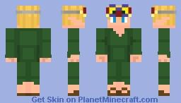 Requst for Badcop24 Minecraft Skin
