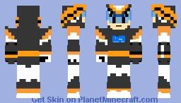 Bass | Mega Man 10 (Box Art)