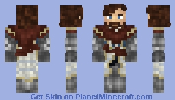 Chivilary Medieval Soldier 1.8+ Minecraft