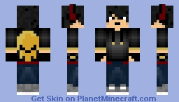young MC Minecraft Skin