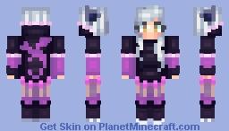 Personal Skin: Dragon's Tail Minecraft Skin