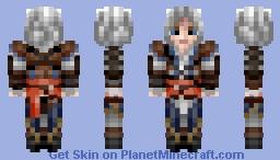 Edward Kenway (Assassins Creed 4) Minecraft Skin