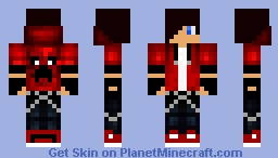 Teenager Minecraft Skin